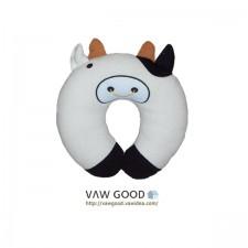 動物U型枕 ﹣乳牛