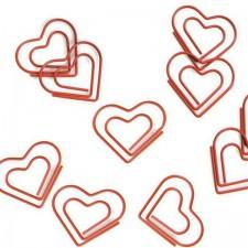 愛心迴紋針組