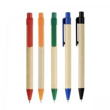 環保牛皮紙管筆