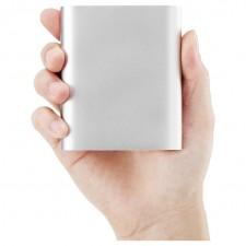 閃銀極簡行動電源