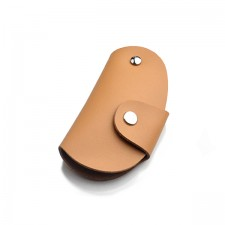 經典真皮鑰匙包
