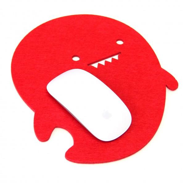 造型毛氈滑鼠墊