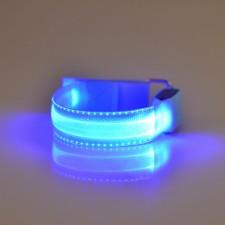 光纖發光臂環