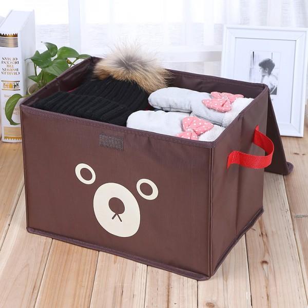 小熊折疊收納箱