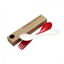 三合一刀叉勺 環保餐具
