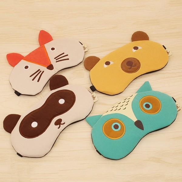 動物造型眼罩