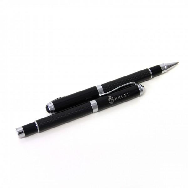 碳纖維商務鋼珠筆