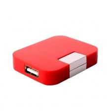 迷你方塊 USB HUB 分享器