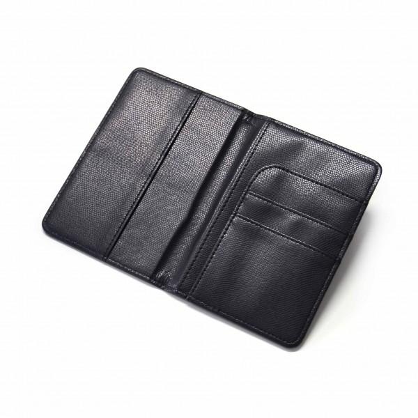 經典皮革護照套